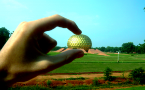 pondicherry-auroville